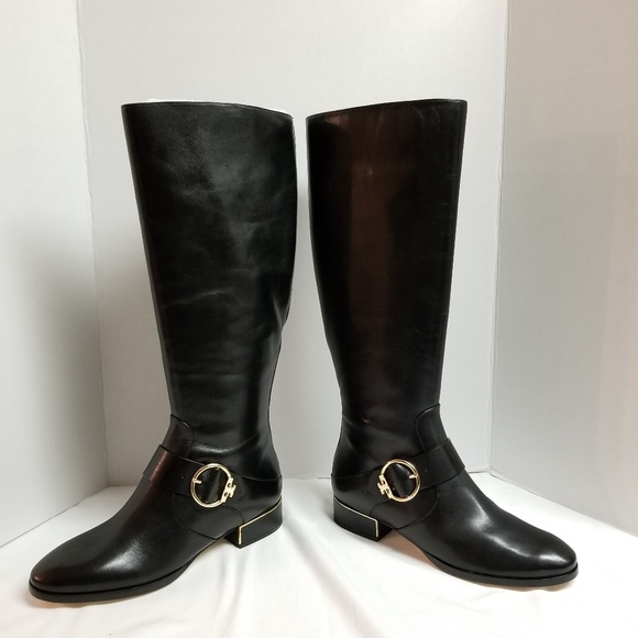0aeae1b45 Tory Burch Sofia Riding Boots Size 10